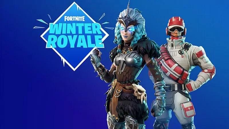 Tournois Winter Royal - Fortnite