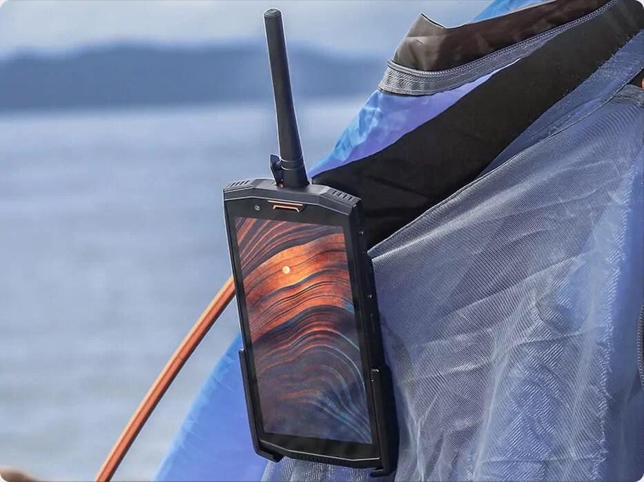Doogee S80 - Smartphone Talkie Walkie