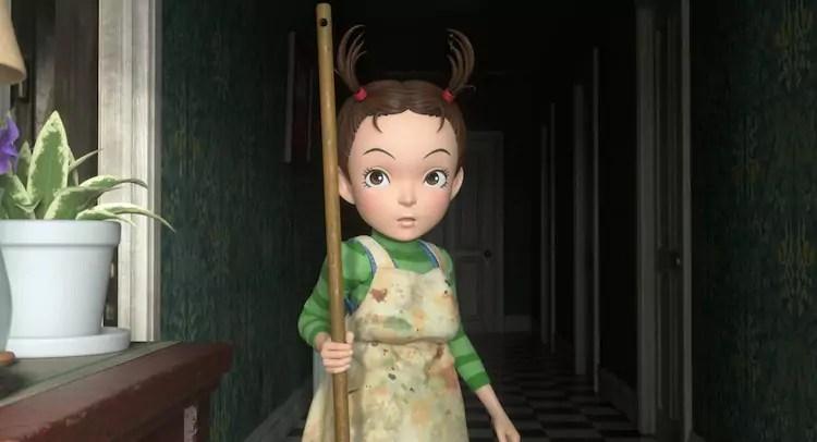 Le personnage de Aya dans Aya et la sorcière