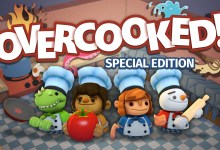 Nintendo Switch Overcooked! Special Edition