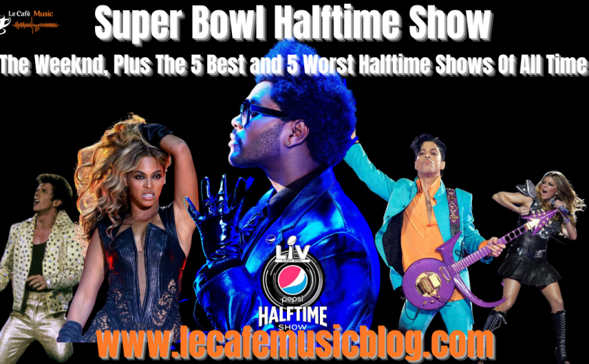 The Weeknd Set To Headline The Super Bowl LV Halftime Show