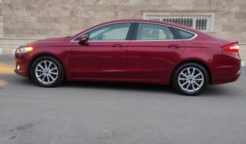 Ford Fusion 2015 tam