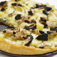 Pizza Blanche Vegan