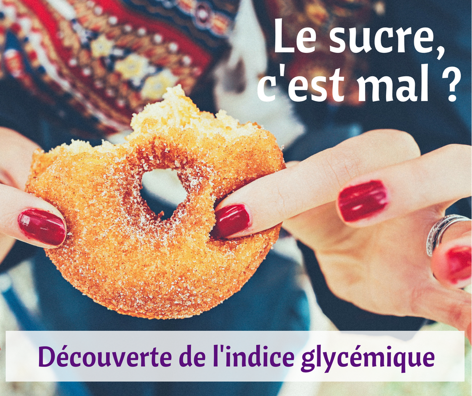 Le carnet d'anne-so - sucre - vegan- indice glycémique