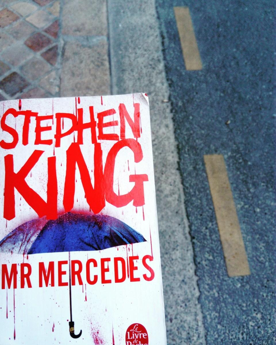 Mr Mercedes de Stephen King, éditions Le Livre de Poche