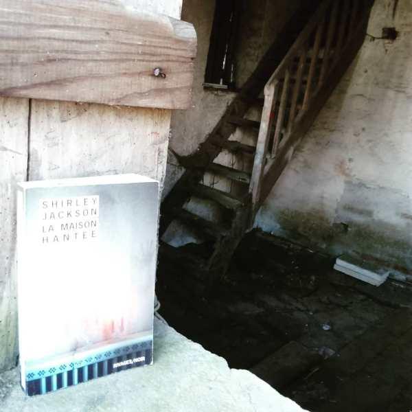 La Maison Hantée de Shirley Jackson aux éditions Rivages Noir