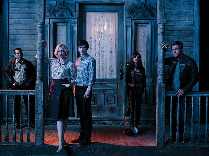 La série Bates Motel
