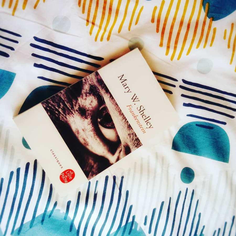 Avis de lecture sur le roman Frankenstein de Mary W.Shelley