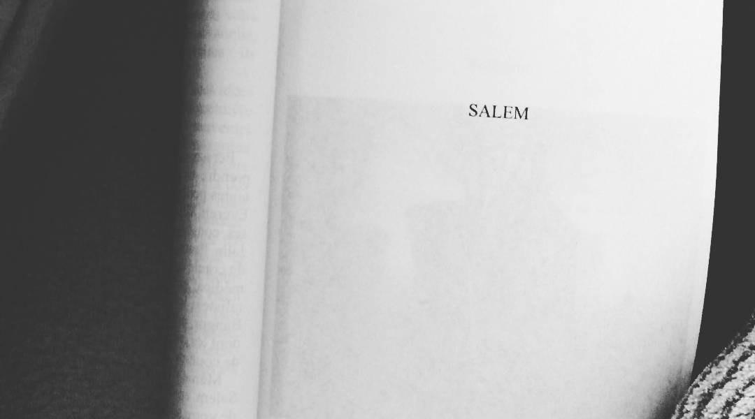 Avis de lecture sur le roman Salem de Stephen King