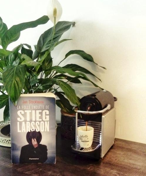 Avis de lecture sur le roman La folle enquête de Stieg Larsson de Jan Stocklassa
