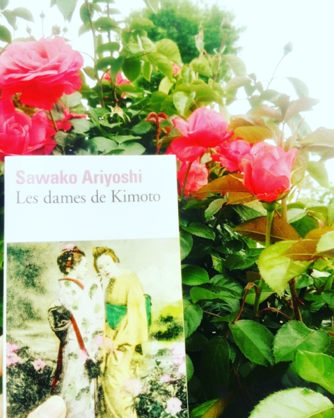 Avis de lecture sur le roman Les dames de Kimoto de Sawako Ariyoshi