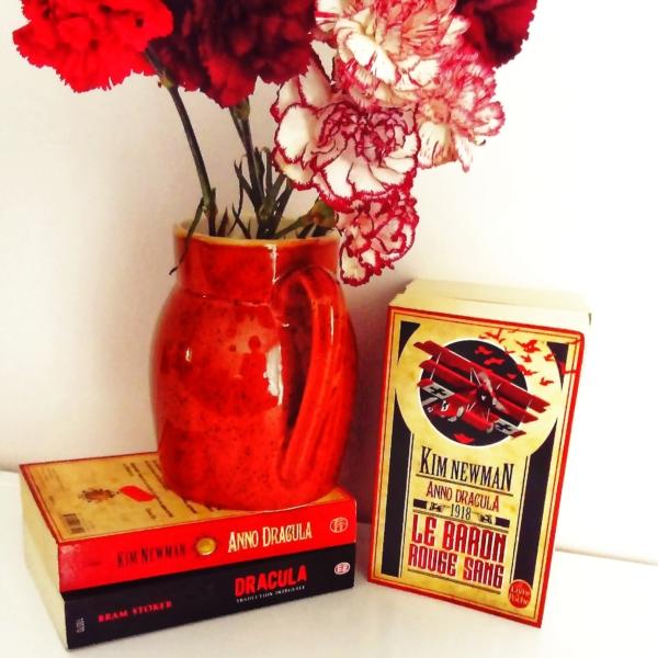 Avis de lecture sur le roman le baron rouge sang de Kim Newman