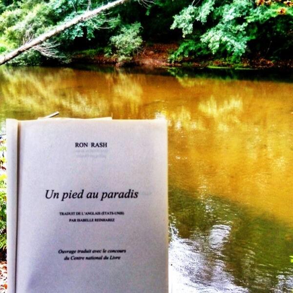 Avis de lecture roman noir un pied au paradis ron rash le livre de poche littérature américaine