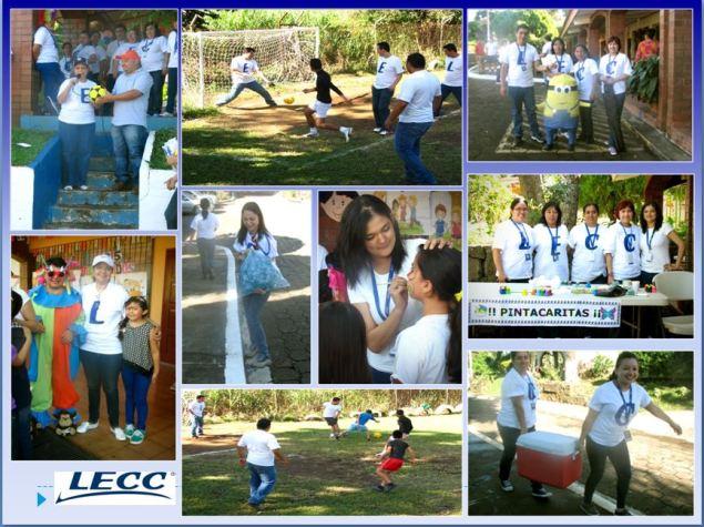 fotos voluntariado