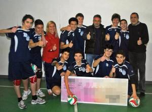 Scuola Volley Salento Lecce Under15