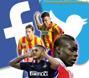 facebook  e twitter