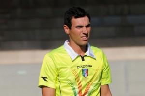 Arbitro Sacchi Juan
