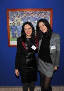 Gaia Simonetti e Nadia Giannetti, foto fonte web