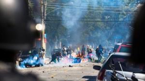 scontri brasile