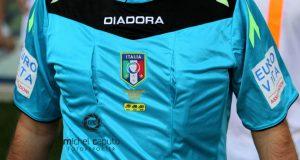 arbitro giudice sportivo Lecce-Juve Stabia