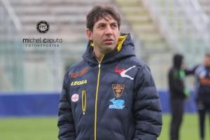 Stefano Trinchera ai tempi del Lecce
