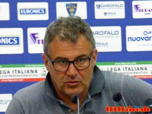 Lello Di Napoli conferenza stampa