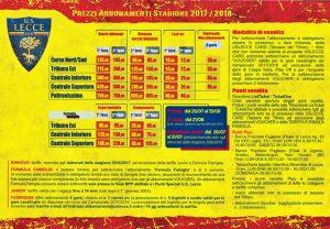 campagna-abbonamenti-lecce-2017-18-prezzi