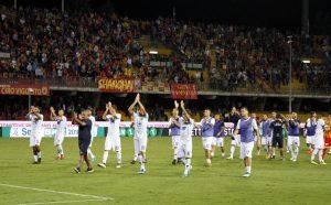 highlights Benevento-Lecce 3-3