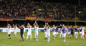 highlights Benevento-Lecce 3-3