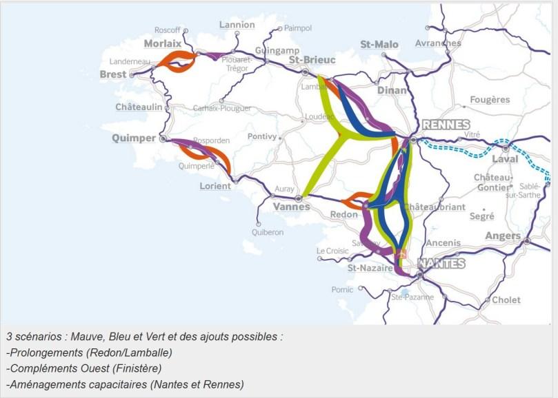 TER Nantes-Rennes