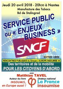 service public ou enjeux business?