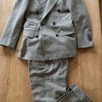 Sartoriaスーツの気分ーDalcuoreの気分 グレンプレイド・ダブルブレステッド・スーツ