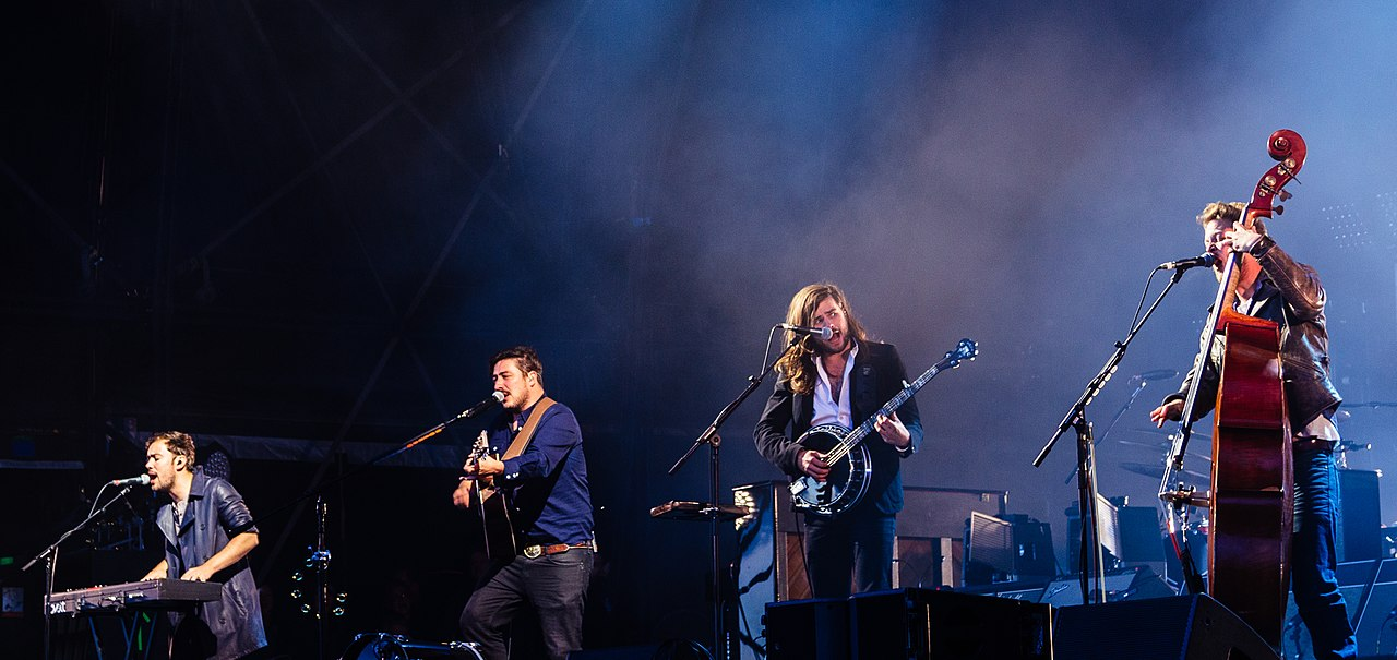 mumford and sons le cerf volant