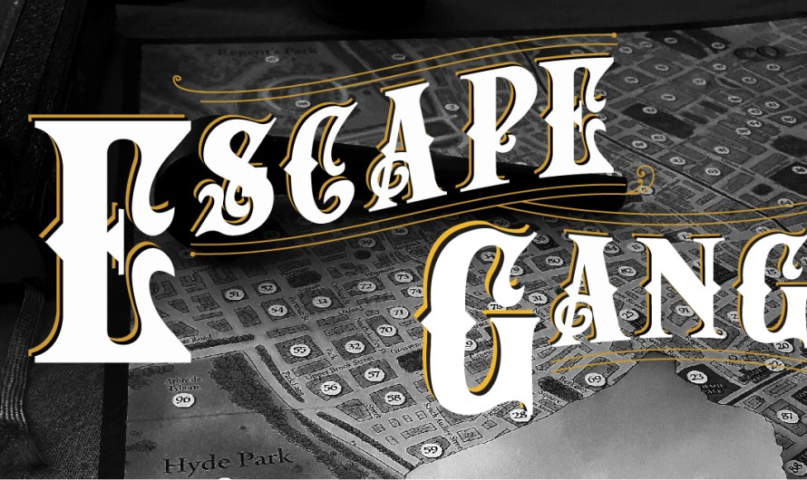 Du Forty Elephants gang à un escape game virtuel
