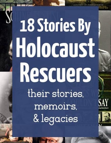 18 Holocaust Rescuers