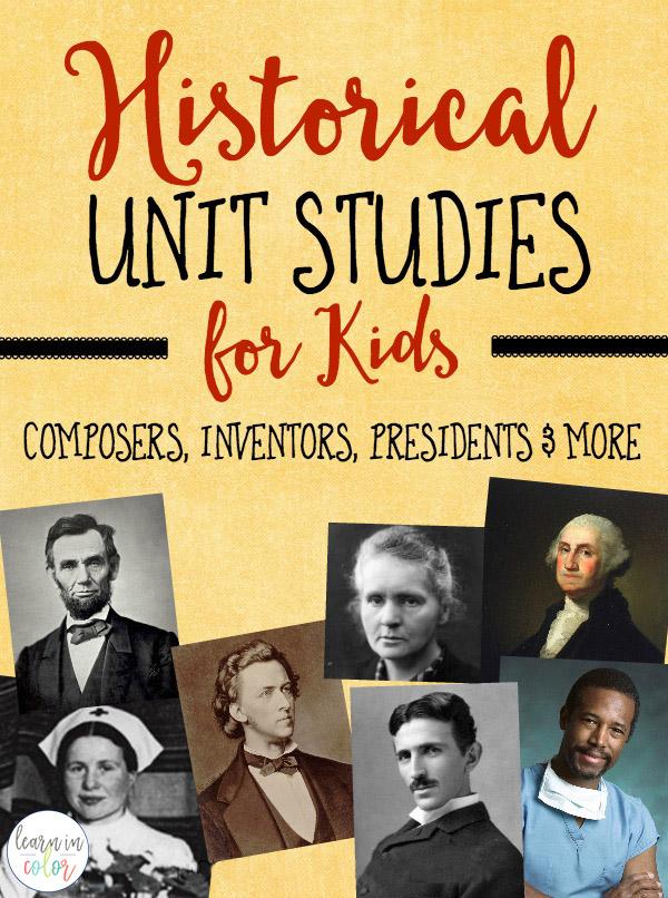 Historical Unit Studies