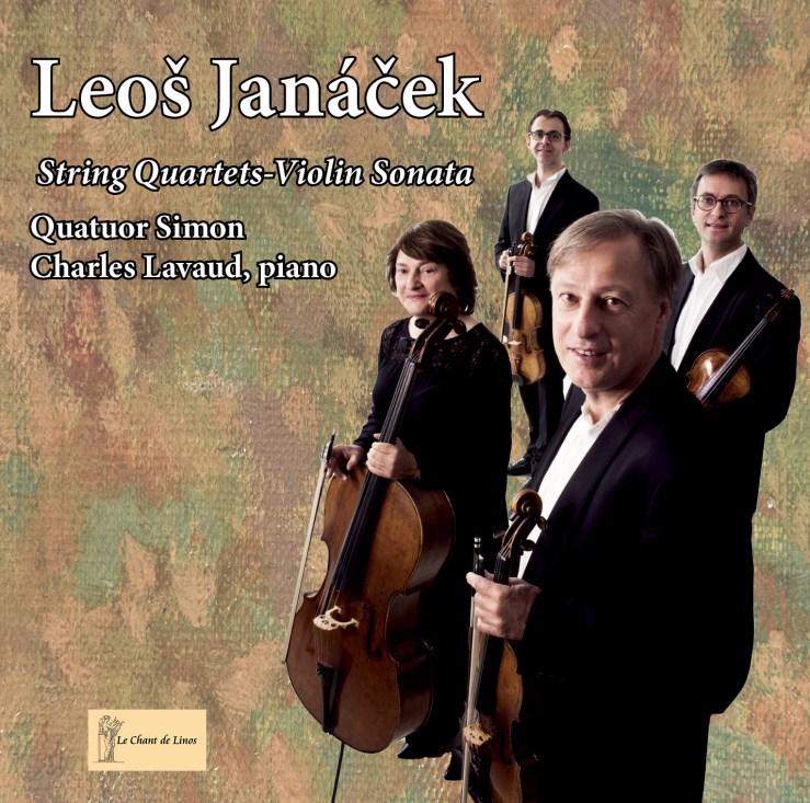 JANACEK, String quartets-Violin Sonata