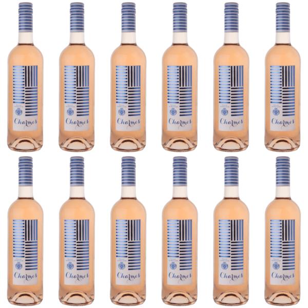 12 für 11 Château Les Mesclances Charmes Rosé 2020 BIO