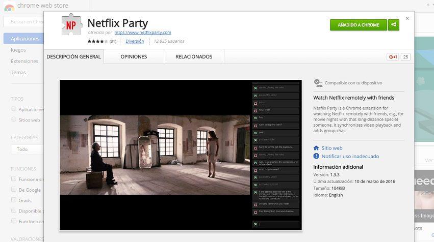 Aunque no puedas salir de casa, igual podrás pasar tiempo con tus amigos mirando series. Netflix Party te lo permite ¿Cómo? Ingresa y enterate.