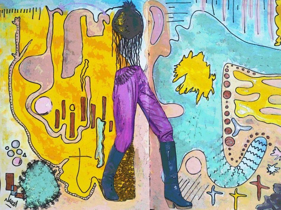 Boceto de Ciudad Histriónica