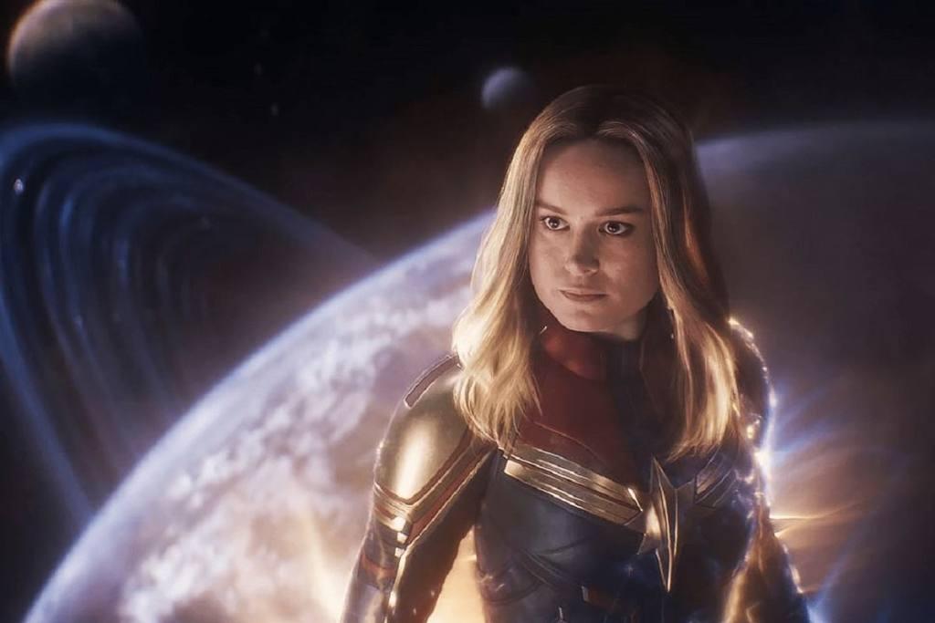 Brie Larson, Capitana Marvel | Le Chat Magazine