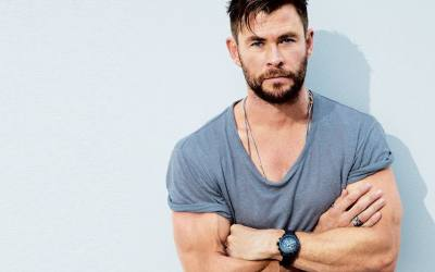 7 LOOKS DE CHRIS HEMSWORTH QUE TIENES QUE IMITAR