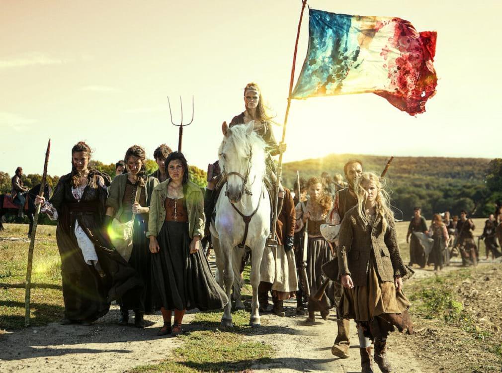 'La Revolución': Revolución Francesa made in Netflix