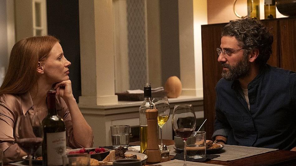 Oscar Isaac y Jessica Chanstain | REVISTA LE CHAT MAGAZINE