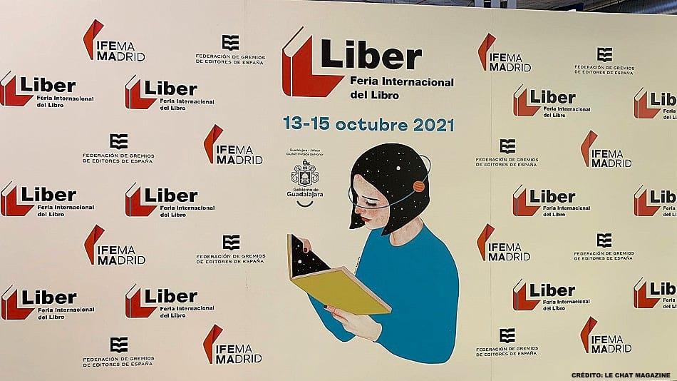 LIBER, LA FERIA INTERNACIONAL DE LIBROS MÁS IMPORTANTE DE MADRID