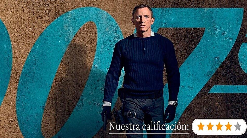 Esta es la impresión que nos dejó ver 'Sin tiempo para morir', la tan esperada cinta de James Bond que marca el adiós de Craig interpretando al personaje. Encontrarás un guion bien elaborado, conmovedor y divertido
