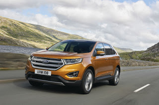 Ford Edge _ photo Ford