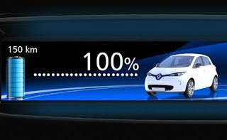 Autonomie Renault Zoe