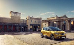 Renault Scenic _ photo Renault