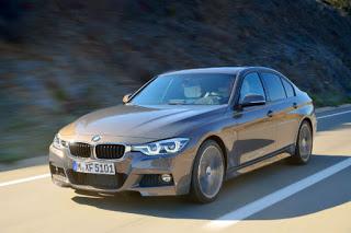 BMW 320d _ photo BMW